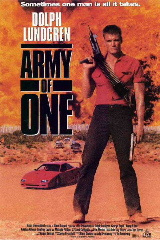 army-of-one-movie-poster-1993-1020230667
