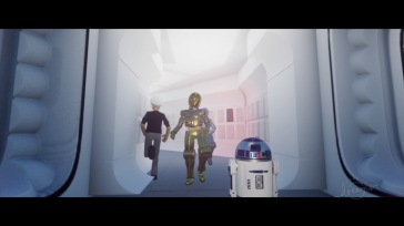 Remix 2 of Star Wars Episode IV - A New Hope