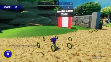 Sonic Adventure HUB